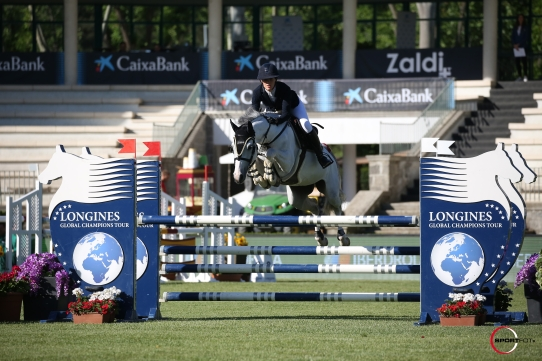 18/05/2017 ; Madrid ; Madrid Global Champions Tour CSI5*/2* ; Sportfot