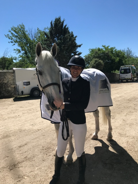 3rd place in Madrid GCT